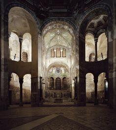Basilica di San Vitale, 547, Ravenna