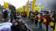 South Korea Decides to Impeach Park, 234:56   코리일보   CoreeILBO
