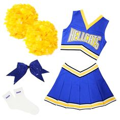 hellcats outfit