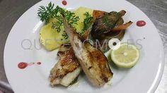 Corujo gallego a la plancha | Restaurante tapería Vilarosa en Cedeira, Redondela (Pontevedra)