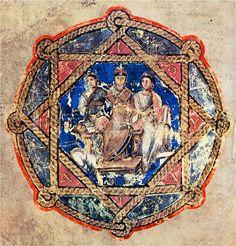 «Венский Диоскорид»; нач. 6 в. Church Of Our Lady, Wild Ones, Illuminated Manuscript, Romans, Vienna, Bohemian Rug, Vintage World Maps, Sisters, Artist