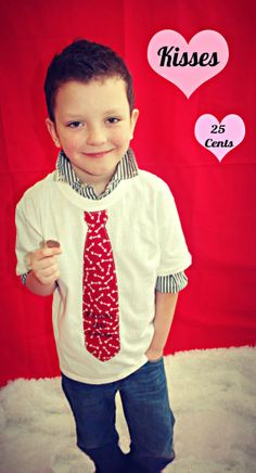 Valentine's Day Shirt Tie shirt Boys by MiaSophiaBoutique on Etsy