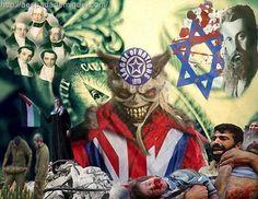 Houve uma usurpação da palestina pelos judeus sionistas, que com o domínio deste capital, se alvoram para a criação de uma Nova Ordem Mundial. A palestina em 1900.