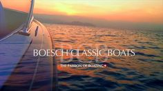 Boesch Classic Boats by Racerfish. We shoot a little behind the scene movie for bsbs.ch - Footage shoot with a and a steady cam, postproduction with final cut pro x.