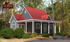 Exterior Paint Colors For House Red Roof White Trim 29 Ideas Exterior Siding Colors, House Exterior Color Schemes, Best Exterior Paint, Exterior Paint Colors For House, Paint Colors For Home, Exterior Design, Paint Colours, Gray Exterior, Exterior Homes