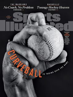Sports Magazine Covers: Curveball