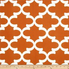 Premier Prints Fynn Macon Apache Orange from @fabricdotcom  Screen printed on natural cotton duck; this versatile medium weight fabric is perfect for window accents (draperies, valances, curtains and swags), accent pillows, bed skirts, duvet covers, slipcovers, upholstery and other home decor accents. Create handbags, tote bags, aprons and more. *Use cold water and mild detergent (Woolite). Drying is NOT recommended - Air Dry Only - Do not Dry Clean. Colors include natural and orange.
