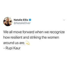 This was the quote I shared in my session at @niycpidge Cape Town Retreat today. It rang so true - we are all so resilient, so powerful and determined. Once we recognize that in each other and support, collaborate and champion each other, AMAZING things happen. ❤️ #BossBabe