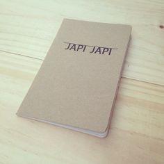 Pocket notebook personalizada con logo, saliendo para Monterrey, quieres las tuyas? | Custom made pocket notebook with logo shipping to Monterrey, want yours?