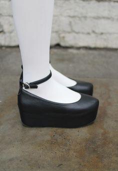 mary jane platforms