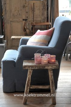 fauteuil Levi van Hoffz Interieur