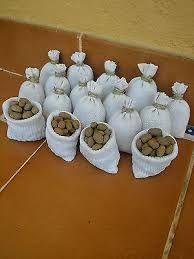 Resultado de imagen de sacos para el belen
