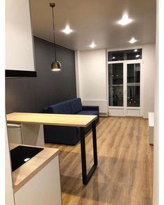 Small Apartment Interior, Small House Interior Design, Small Apartment Design, Small Room Design, Small Apartments, Small Spaces, House Design, Minimalist Home Interior, Sims House