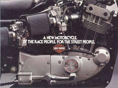 Vintage Brochures: Harley-Davidson (Usa)
