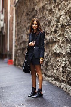 Love this look! Adorable shoes!
