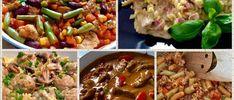 Dania jednogarnkowe – pomysły na szybkie i pyszne obiady! Dania jednogarnkowe to doskonały pomysł na szybki i pyszny obiad. Sprawdzą się w każdej kuchni, są łatwe w przygotowaniu a do tego pożywne i syte. Wystarczy jeden duży garnek lub głęboka patelnia by przyrządzić smaczne, zdrowe i kolorowe danie. Poniżej przygotowałam zestawienie kilkunastu pomysłów na tak …