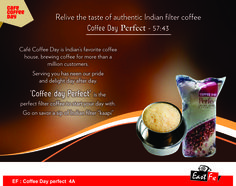 Coffee Day perfect  4A