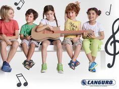 Estate, tante avventure da vivere ed un mondo di amici con cui condividerle!  #cangurokids #scarpe per #bambini e #bambine  >>> http://www.cangurokids.it/