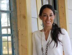 Joanna Gaines - Fixer Upper HGTV