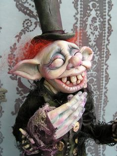 Gail Lackey Ghosties Fairies and Magical Things