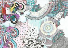 doodle by Ink-de-l'Art