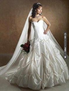 Wedding dress.... | VIA #WEDDINGPINS.NET