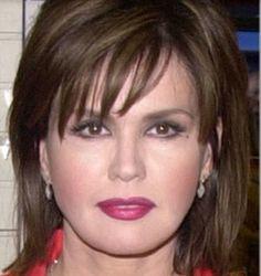 marie osmond's haircut -