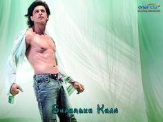 Shahrukh Khan Dashing Wallpaper..