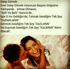 Öyle istiyoruz işte... Maybe Tomorrow, Great Quotes, Islam, Life Quotes, Messages, Couple Photos, My Love, Sayings, Memes