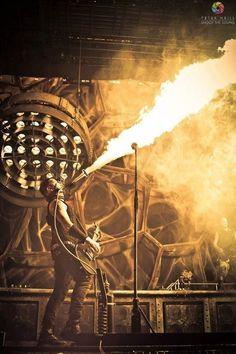 Rammstein - live