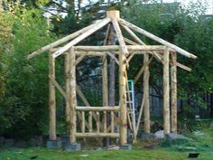 gazebo designs | the layout footings the log frame the roof gazebo plans