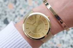 Classic Gold Ernest | HORLOGES | ModeWannahave