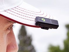 A wearable GPS rangefinder tracks how far your last ball went and the distance to the green. Pedicure At Home, Pedicure Kit, Survival Axe, Survival Kits, Survival Guide, Leather Front Pocket Wallet, Hummingbird Swing, Edc Gadgets, Press The Button