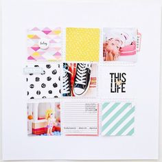 There's a new 'inspired by...' post on the blog today...This dreamy layout  a process video brought to you by @suse.fish and the Tuesday kit.                    ps. The winner of the Chloe paper pack is tagged in the comments on the original giveaway post. .                                                              #livecolorfully #thatsdarling by felicityjanestudio