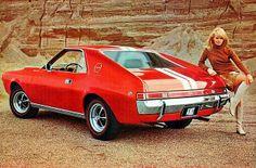 69 AMC AMX