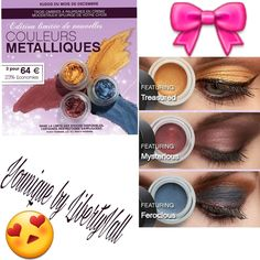 Younique's mission is to uplift, empower, validate, and ultimately build self-esteem in women around the world through high-quality products that encourage both inner and outer beauty. Makeup Younique, Creme, Beauty, Metallic Colors, Cosmetology