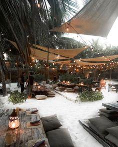 Restaurant En Plein Air, Deco Restaurant, Outdoor Restaurant Design, Bar Interior, Resorts In Philippines, Outdoor Spaces, Outdoor Living, Ideas Terraza, Container Restaurant