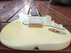 1959 Orig Mary Kaye Blond Fender Stratocaster  6lb 11oz Vintage Pre CBS Strat