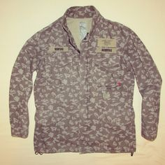 76. WTAPS x BAPE DigiCamo M-65 Jacket