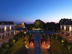 Kempinski Hotel Giardino di Costanza  - Sicily. A must, must for my hubs and I.