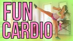 This is probably the most fun cardio workout I've ever filmed! Great music and new moves. I know you will sweat and laugh! Also, it's #POPsterPresents Giveaw...