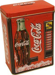 bank... vintage-coca-cola