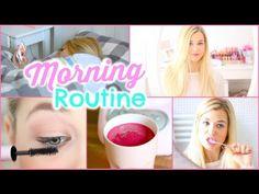 [ GRWM n°21 ] : Morning Routine | Spring Edition 2015 ♡ - YouTube