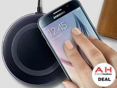Deal: Wireless Charging Pad for $18.99 – 12/28/16 #android #google #smartphones