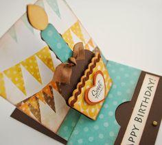Q's Creative Cards: Pull, Peek