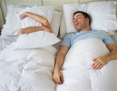 Schnarchen: Wenn nachts der Atem stockt - SPIEGEL ONLINE - Gesundheit
