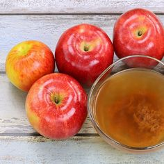 What It's Like To Drink Apple Cider Vinegar With Every Meal