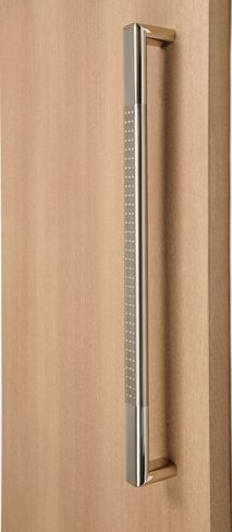 Mitred Lever Door Handle Satin//Brushed Stainless Steel Bulk Quantity Savings