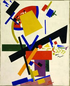 Check out the Tate Modern for Kazimir Malevich's modern art exhibition for some extra inspiration during #LFW