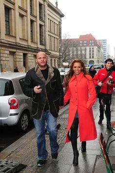 Mel B and Stephen Belafontes shopping excursion